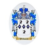 Welbourn Oval Ornament