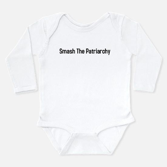 Smash the Patriarchy Infant Bodysuit Body Suit