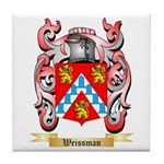 Weissman Tile Coaster