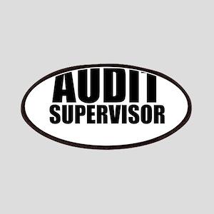Trust Me, I'm An Audit Supervisor Patch