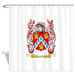Weisskopf Shower Curtain