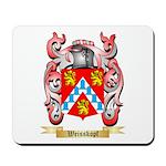 Weisskopf Mousepad