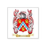 Weisskirch Square Sticker 3