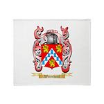 Weisshaut Throw Blanket
