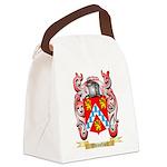 Weissfisch Canvas Lunch Bag
