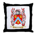 Weissfisch Throw Pillow