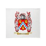Weissfisch Throw Blanket