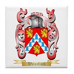 Weissfisch Tile Coaster