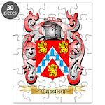 Weissfisch Puzzle