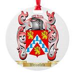 Weissfeld Round Ornament
