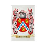 Weissfeld Rectangle Magnet (100 pack)