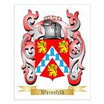 Weissfeld Small Poster