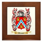 Weisser Framed Tile