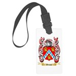 Weisse Large Luggage Tag