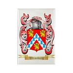 Weissburg Rectangle Magnet (10 pack)