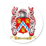 Weissburg Round Car Magnet