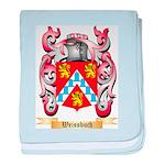 Weissbuch baby blanket
