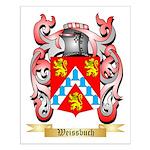 Weissbuch Small Poster