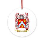 Weissbuch Round Ornament