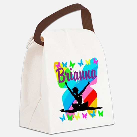 CUSTOM BALLET Canvas Lunch Bag