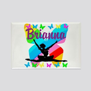 CUSTOM BALLET Rectangle Magnet