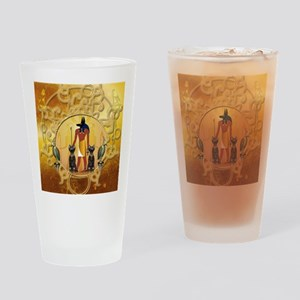 Anubis the god Drinking Glass