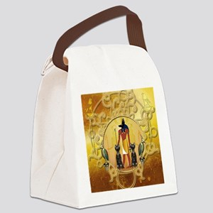 Anubis the god Canvas Lunch Bag