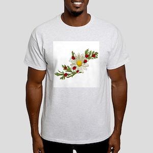 Ladybug and Flower T-Shirt