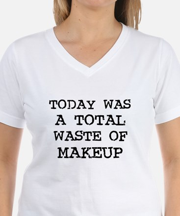 Today Was a Total Waste of Ma White T-Shirt