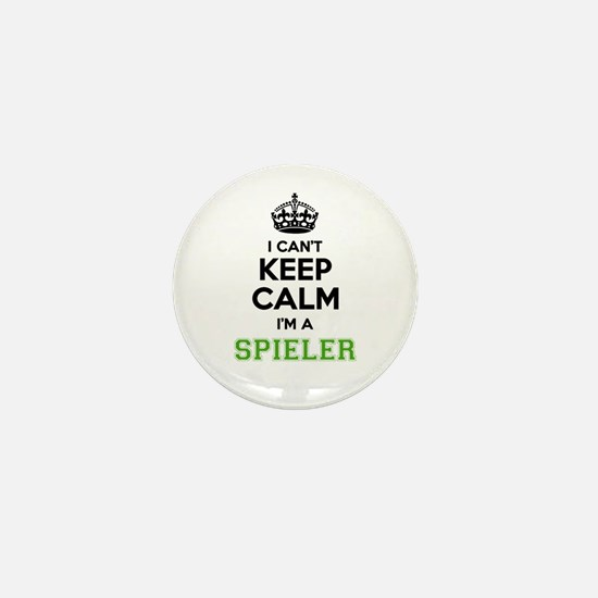SPIELER I cant keeep calm Mini Button