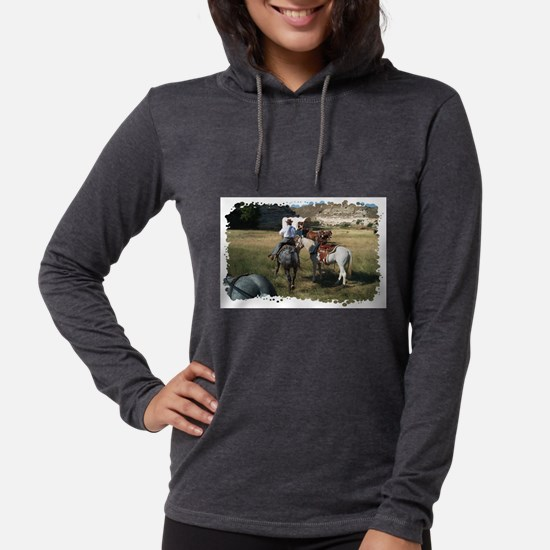 Hole-in-the-Wall camp Long Sleeve T-Shirt