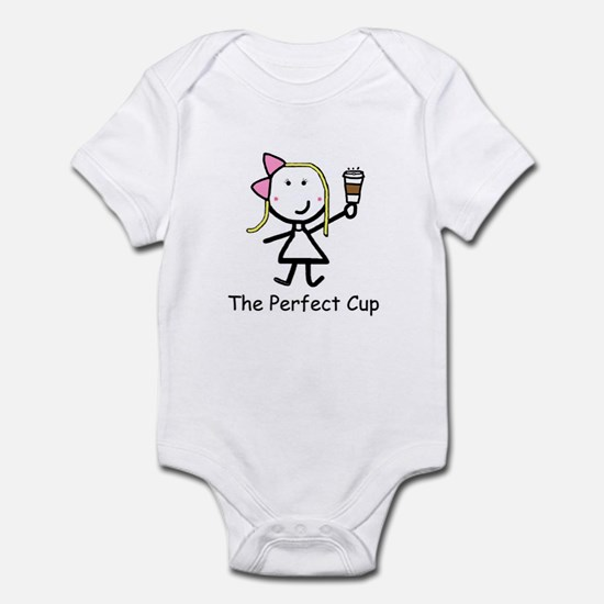 Coffee - Perfect Cup Infant Bodysuit