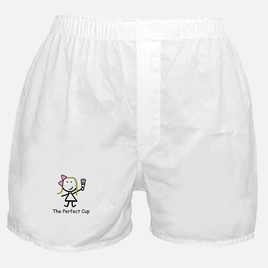 Coffee - Perfect Cup Boxer Shorts