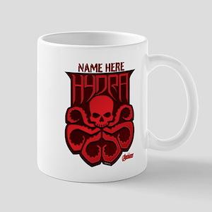 Avengers HYDRA Personalized Mug