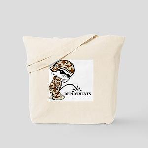 Pisser Tote Bag