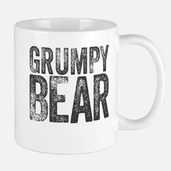 Grumpy Bear Mugs
