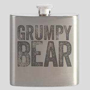 Grumpy Bear Flask