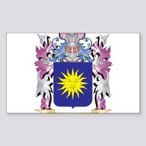 Belli Coat of Arms (Family Crest) Sticker