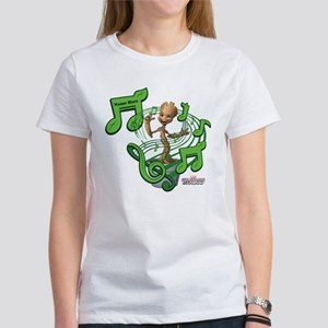 GOTG Personalized Musical Groot Women's T-Shirt