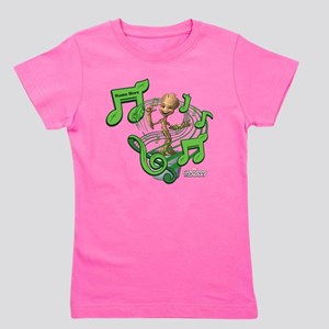 GOTG Personalized Musical Groot Girl's Tee