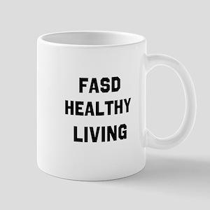 fasd healthy living Mugs