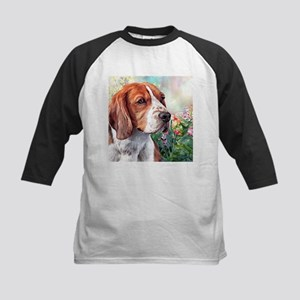 Beagle Painting Baseball Jersey