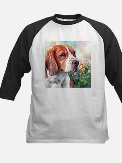 Beagle Painting Baseball Jersey