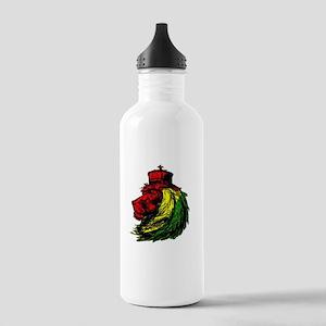 Lion of Zion Sports Water Bottle