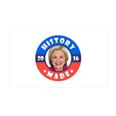 History Made Wall Decal