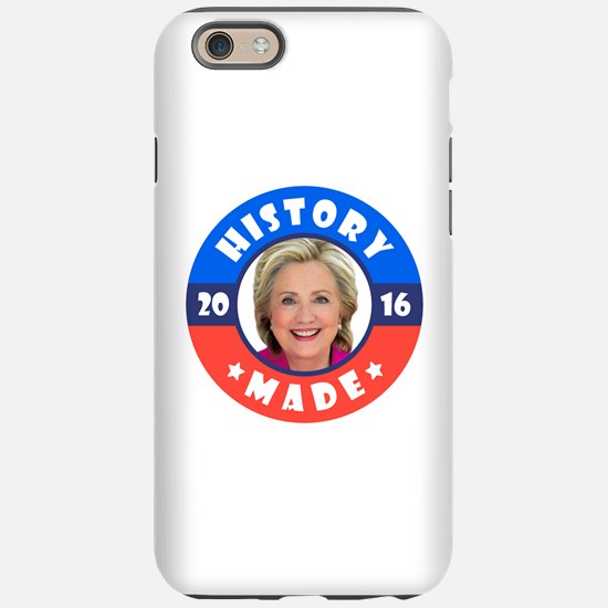 History Made iPhone 6/6s Tough Case