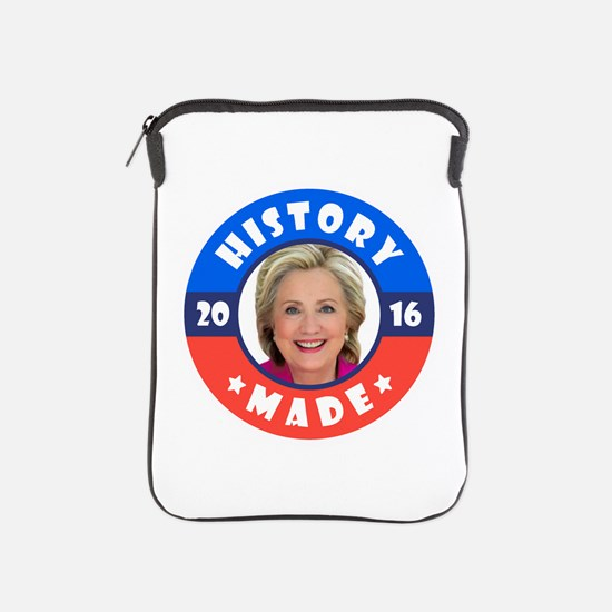 History Made iPad Sleeve