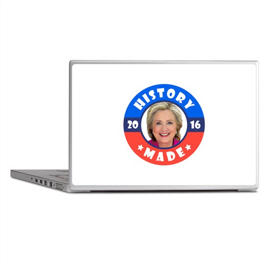 History Made Laptop Skins