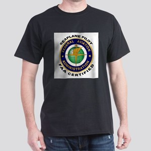 FAA_Logo_Color_ASEL-patch T-Shirt