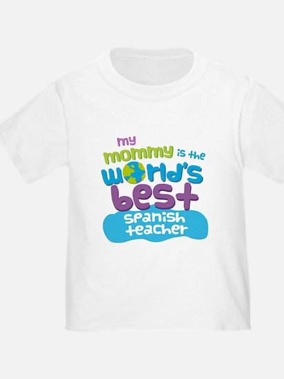 Spanish Teacher Gift for Kids T